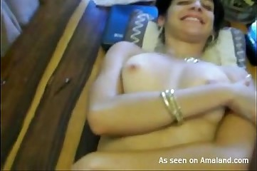 Indian honey gets banged on the table