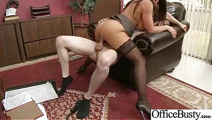 Sex In Office With Big Melon Juggs Nasty Girl (lisa ann) movie-23